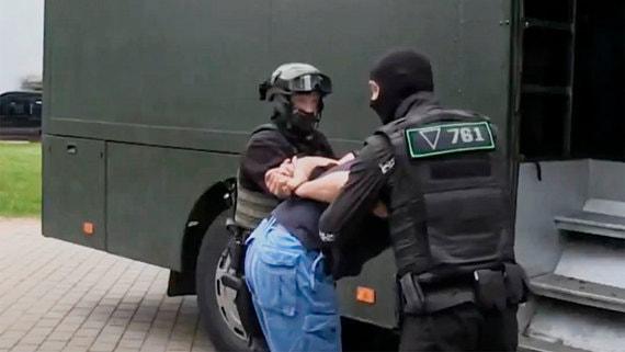 Против задержанных в Белоруссии россиян возбуждено дело о подготовке теракта