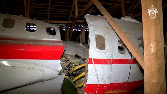 Польша заявила о новых деталях в деле о крушении самолета Качиньского