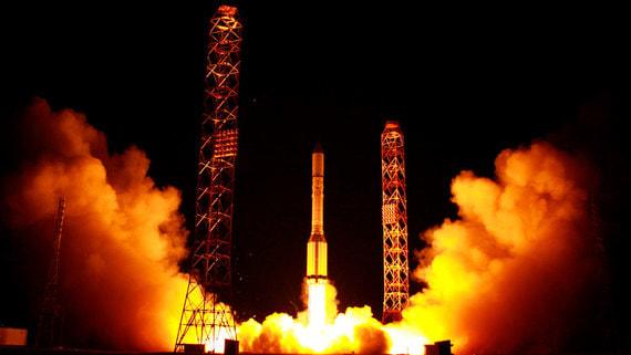 «Протон М» вывел на орбиту спутники «Экспресс-80» и«Экспресс-103»