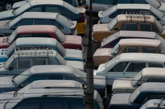 «Коммерсантъ»: данные миллиона московских водителей оказались в сети