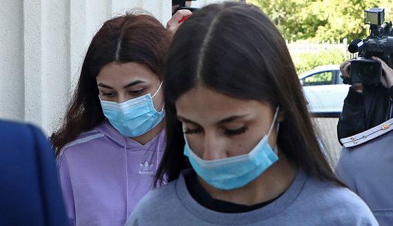 Дело в отношении старших сестер Хачатурян рассмотрит суд присяжных
