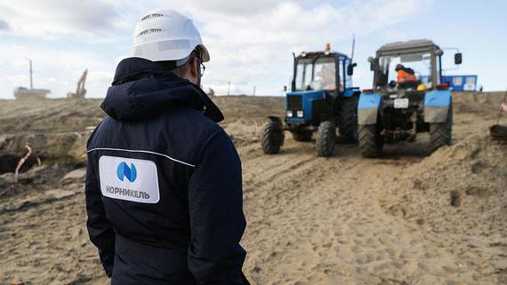 «Норникель» представил план ликвидации последствий аварии в Норильске