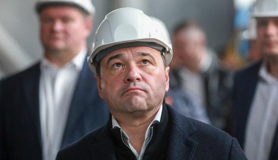 Воробьев пообещал решить проблему обманутых дольщиков за три года
