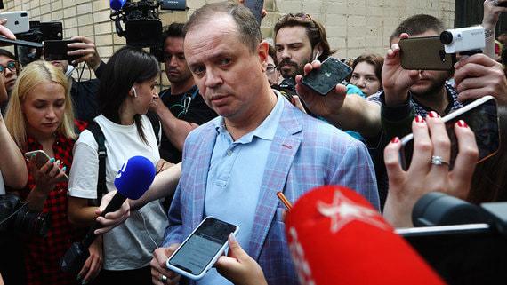 Минюст подал жалобу на адвоката Сафронова