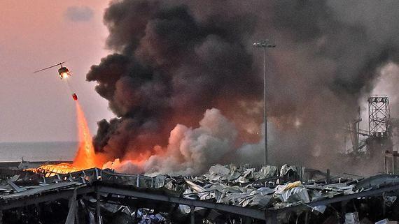 Взрыв в Бейруте произошел в момент острого экономического кризиса в Ливане
