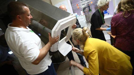 Коммунистам отказали в регистрации на губернаторских выборах в пяти регионах