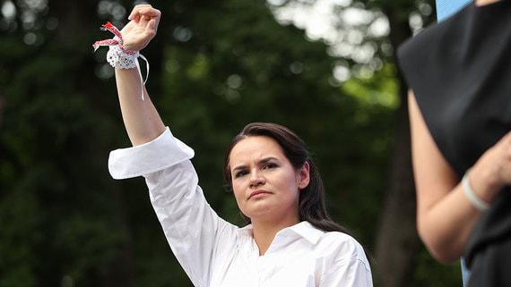 ВБелоруссии задержали руководителя избирательного штаба соперницы Лукашенко