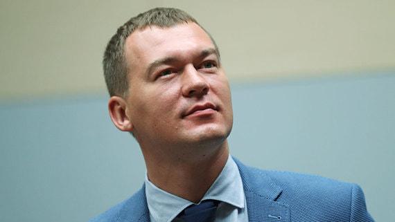 Дегтярев хочет снять запрет Фургала на полеты бизнес-классом для чиновников