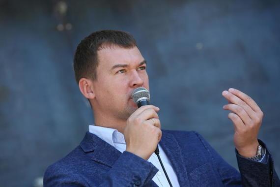 Власти Хабаровского края назвали диверсией проект о командировках бизнес-классом