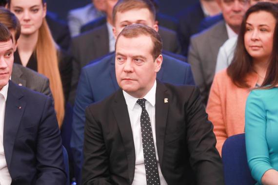 Медведев сравнил конфликт 2008 года с объявлением войны России