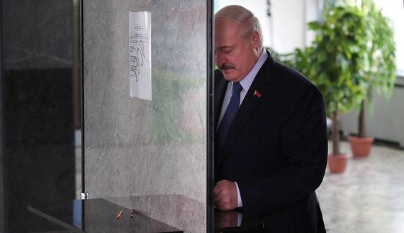 Александр Лукашенко официально побеждает на своих шестых выборах