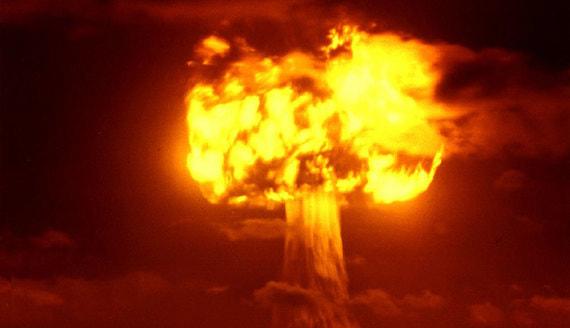 Минобороны разъяснило стратегию ядерного сдерживания России