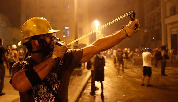 Правительство Ливана уйдет в отставку в полном составе