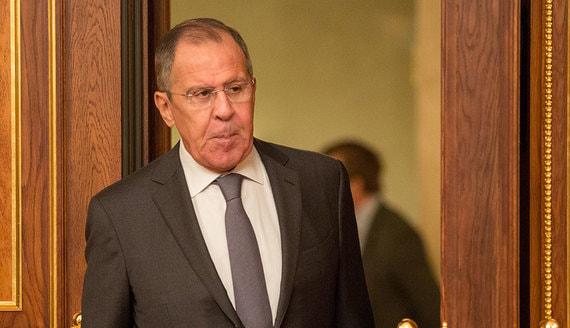 Лавров обсудил задержания российских журналистов с главой МИД Белоруссии