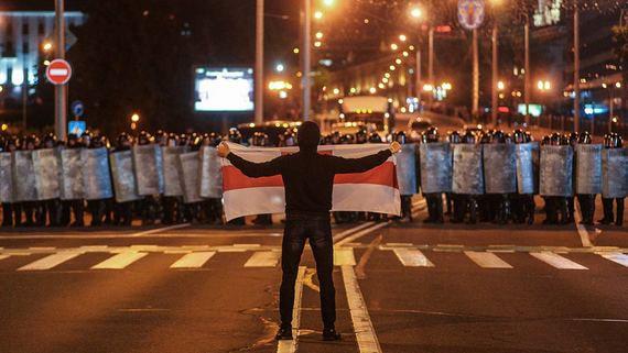 Протесты в Белоруссии против Александра Лукашенко могут продолжиться