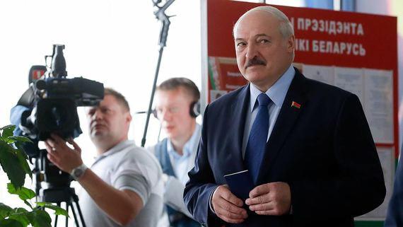 Россия признала избрание Лукашенко, но без энтузиазма
