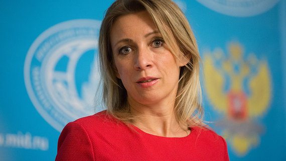 Захарова призвала Зеленского не давать советы Белоруссии