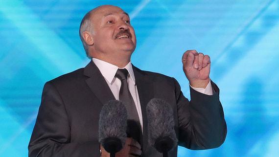 Лукашенко заявил о координации протестов из-за рубежа