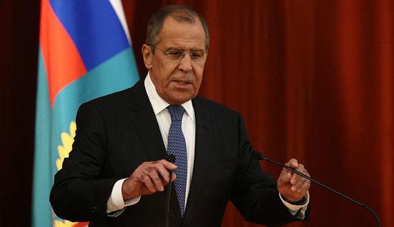 Лавров потребовал от Белоруссии скорейшего освобождения российских журналистов