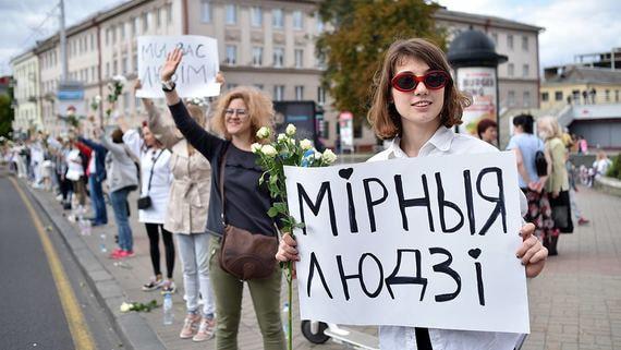 Западные страны обсуждают, но пока не объявляют санкции против Белоруссии