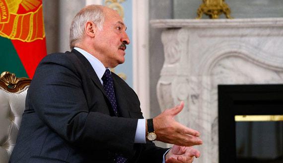 Лукашенко отреагировал на сообщения о своем отъезде за границу