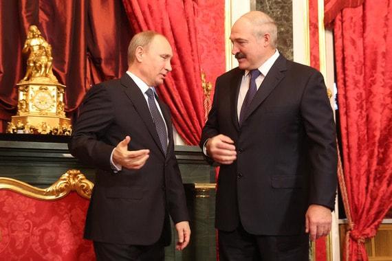 В Кремле раскрыли детали телефонного разговора между Путиным и Лукашенко