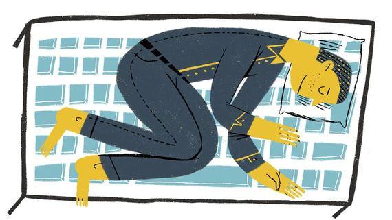 Как сон способствует карьере