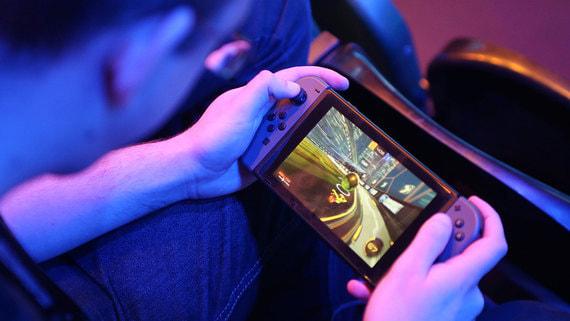 Nintendo в 2021 году обновит игровую консоль Switch
