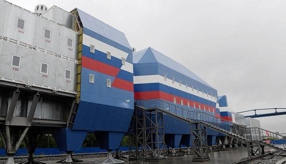 В России завершено создание нового зимовочного комплекса для станции «Восток»