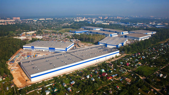 normal 1ey «Марвел логистика» купила еще один склад на юге Подмосковья
