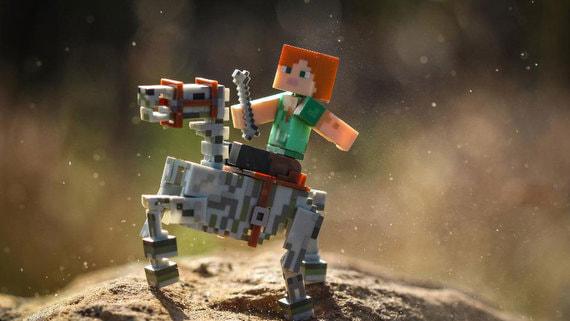 Продажи игрушек по мотивам видеоигр выросли почти в 3,5 раза