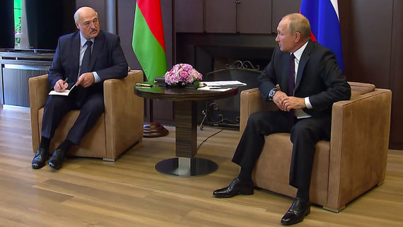 Россия окажет Белоруссии критически важную финансовую помощь