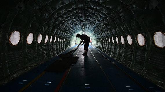 «Ростех» на создание лайнера Sukhoi SuperJet New потратит 120 млрд рублей