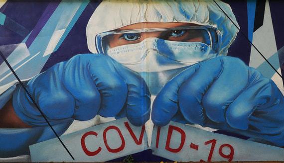 В России за сутки выявили 5670 новых заболевших коронавирусом