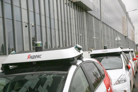 Дептранс Москвы и «Яндекс» протестируют первый беспилотный трамвай