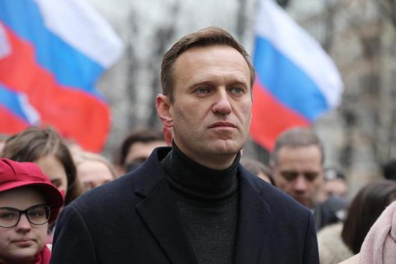 Навальный рассказал о ходе своего восстановления после госпитализации