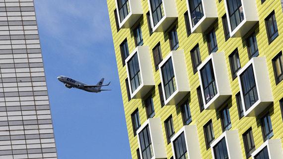 Власти облегчили строительство жилья в шумовых зонах «Шереметьево» и «Внуково»