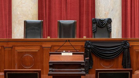 Дональд Трамп спешит назначить нового судью Верховного суда вместо умершей