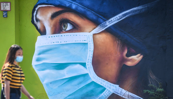 В России за сутки выявили 6196 новых случаев коронавируса