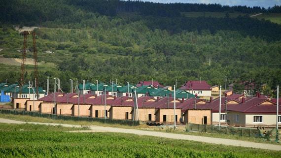 Качественного предложения загородных домов не хватает сейчас на весь спрос