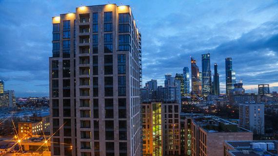 Швейцарский UBS считает жилье в Москве переоцененным
