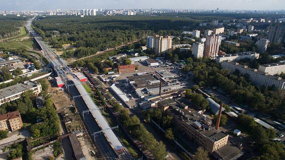 Группа «Основа» купила транспортно-пересадочный узел на севере Москвы