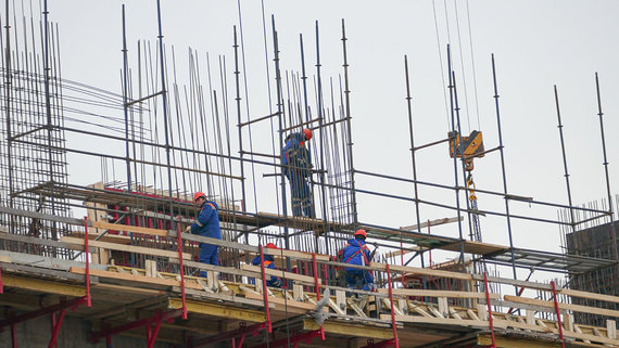 «Самолет» может построить жилой комплекс на Поклонной горе