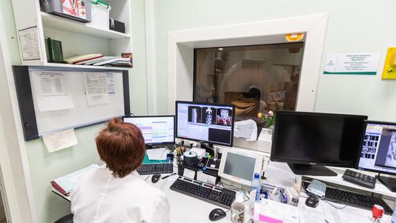 В поликлиниках Москвы начали внедрять искусственный интеллект