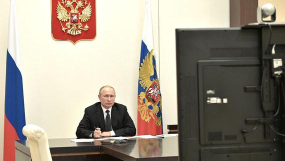 Путин выразил Макрону соболезнования в связи с терактом под Парижем