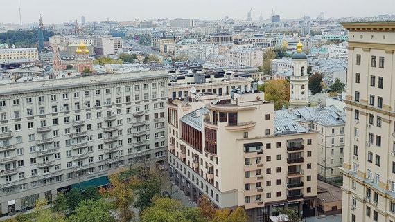 normal 2dg Элитная недвижимость в Москве подорожала на 8% за полугодие