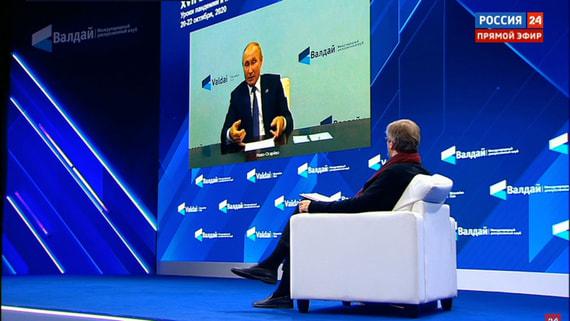 Путин заявил о почти 5 тыс. погибших после эскалации конфликта в Карабахе