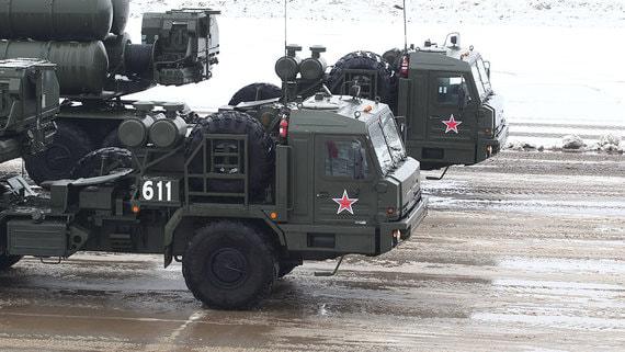 Эрдоган подтвердил проведение Турцией испытаний С-400