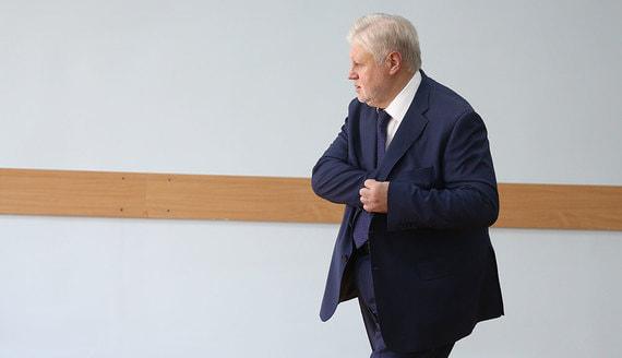 Лидер «Справедливой России» заразился коронавирусом