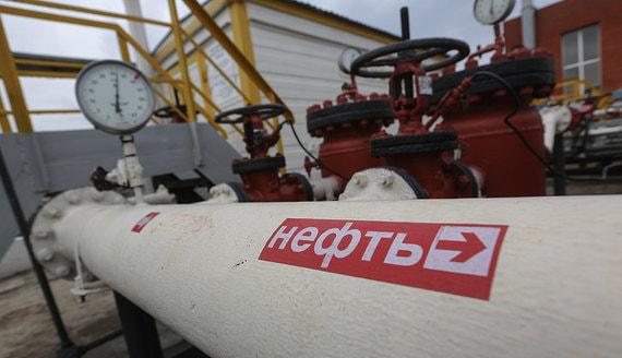 Минэнерго прогнозирует сокращение нефтедобычи в России на 10% в 2020 году